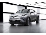 Toyota C-HR 1.2 Dynamic | Adapt.Cruise | Bluetooth | Safety Sense| LM-velgen (NIEUW 2017)