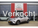 Toyota C-HR 1.8 Hybrid 122pk Bi-Tone Plus Automaat | LED | Stoelverwarming | Toyota Safety S