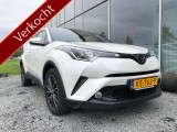"Toyota C-HR 1.2 Turbo Dynamic Business Parelmoer Wit Navi 18"" NL AUTO!"