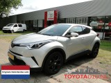 Toyota C-HR 1.2 Turbo Executive Navi/Adapt.Cruise/half leer