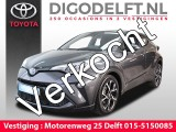 Toyota C-HR 1.8 Hybrid First Edition Limited APPLE CAR PLAY.ADAPT.CRUISE.SAFETY.NIEUW MODEL