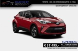Toyota C-HR 2.0 Hybrid Executive Bi-Tone | Nieuw Model