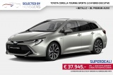 Toyota Corolla Touring Sports 2.0 Hybrid Executive [JBL-Sound + Privacy Glass] NWPR:  ac 39.690,
