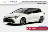 Toyota Corolla Touring Sports 1.8 Hybrid Executive Bi-Tone NWPR:  ac 37.744,-
