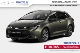 Toyota Corolla Touring Sports 2.0 Hybrid Dynamic | Design Edition