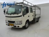 Toyota Dyna 150 2.5 D4-D PICK-UP DUBBEL LUCHT + AIRCO / HIAB KRAAN