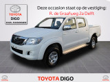 Toyota Hilux 2.5 D-4D NEW Deluxe DC AIRCO Export Price