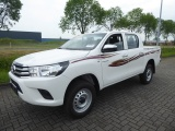 Toyota Hilux 2018MY 2.7 DC PETROL DOUBLE CAB