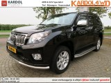 Toyota Land Cruiser 4.0 V6 VVT-i Executive 60th Anniversary 7-Str. Aut. | Rijklaarprijs