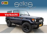 Toyota Land Cruiser 70 4.2 LX BLIND VAN HR FRP TOP