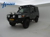 Toyota Land Cruiser HZJ70 4.2 TD AXT TURBO - DAKAR READY