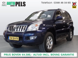 Toyota Land Cruiser 3.0 D-4D SX Full Options prijs incl 6 mnd BOVAG.