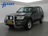 Toyota Land Cruiser 100 4.2 TDI 204 PK AUT. EXECUTIVE 4X4 + LUCHTVERING / CAMERA / AIRCO / CRUISE /