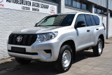Toyota Land Cruiser 2.8 D-4D-F Comfort Window Van Automaat | Cruise | keyless Entry & Start | Airco