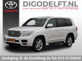 Toyota Land Cruiser V8 4.5 D-4D Executive 5p. Full options + personalize pack