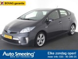 Toyota Prius 1.8 PLUG-IN ASPIRATION 0% Bijtelling Navigatie Leder Head-up display LM velgen [