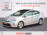 Toyota Prius 1.8 EXECUTIVE BUSINESS SOLAR ROOF | Navigatie | Leder | Cruise-ctrl | LM-velgen
