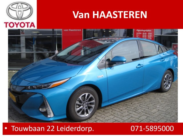 Toyota Prius 1 8 Plug In Hybrid 122pk Aut Business Plus