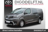 Toyota ProAce 2.0 D-4D Professional Dubbele Cabine Automaat 177pk **NIEUW 2021** Direct leverb
