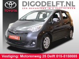 Toyota Verso-S 1.3 VVT-i Aspiration Pluspack Camera.Trekhaak.Cruise.