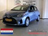 Toyota Yaris 1.3 5D Aspiration, camera, bluetooth, NL auto!