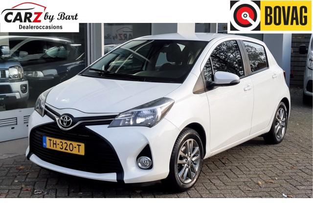 Toyota Yaris 10 Vvt I Comfort Navi Airco Lichtmetalen Velgen
