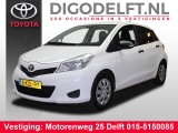 Toyota Yaris 1.0 VVT-i Comfort Design Airco 5 drs 100% oh