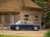 Triumph TR-6 Overdrive | Top condition | Alu hardtop | Rally prep.