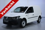 Volkswagen Caddy 2.0 TDI 102pk Airco, Bluetooth, Cruise control, PDC, Slechts 1.470 km, v.a. 198,