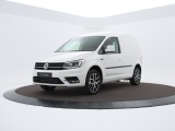 "Volkswagen Caddy 2.0 TDI L1H1 Exclusive Edition 75 PK Navi, 17"" LMV, Xenon VSB 7217"
