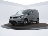 "Volkswagen Caddy Exclusive Edition 2.0 TDI 75 PK *Navi *17"" Lmv *Xenon VSB 8137"