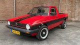 Volkswagen Caddy MK1 Pick-Up VR6 2.8 MOTOR, LEER, PIONEER, 15 INCH