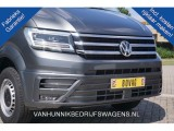 Volkswagen Crafter 35 2.0 TDI L3H3 Automaat Dubbel Cabine Airco, Navi, Camera, Cruise DAB+ 177PK!!