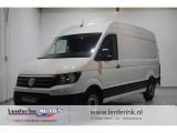 Volkswagen Crafter 2.0 TDI 140pk L3H3 Airco, Bluetooth, Cruise Control, PDC V+A, Bijrijdersbank