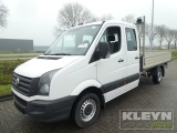 Volkswagen Crafter 35 2.0 TDI pick up dc 147 dkm
