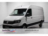Volkswagen Crafter 2.0 TDI 140 pk DSG Automaat L3H3 Navi, Camera, Airco, Cruise, Ruim 7.000,- Voord