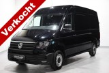 Volkswagen Crafter 2.0 TDI 140 pk L3H3 DSG Automaat Navi, Camera, Cruise, Airco, Multistuur, 10x Le