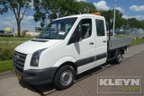 Volkswagen Crafter 35 2.0 TDI pick up dc