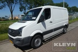 Volkswagen Crafter 35 2.5 TDI airco automaat bars
