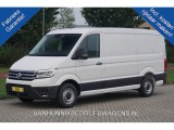Volkswagen Crafter 35 2.0 177 L3H2 Automaat  ac443 / Maand Airco, Navi, Camera, Cruise LED Gev. Stoel