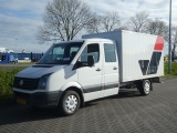Volkswagen Crafter 35 2.0 TDI pick up ac dc!
