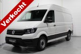 Volkswagen Crafter 2.0 TDI 140 pk L3H3 Airco, Apple Navi, Cruise Control, Multistuur, PDC V+A