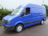 Volkswagen Crafter 35 2.0 TDI 140 pk, l2h2, airco