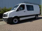 Volkswagen Crafter 2.0 tdi 140, dubbele cab