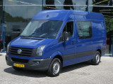 Volkswagen Crafter 2.0 TDI L2H2 DUBBEL CABINE 7-PERS | NAVI | AIRCO