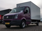 Volkswagen Crafter 35 2.0 tdi motor defect