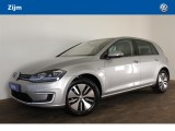Volkswagen Golf e-Golf * 4% bijtelling, LED+, active info display *