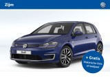 Volkswagen Golf e-Golf 17 inch lichtmetalen velgen, Active Info Display, LED Plus koplampen