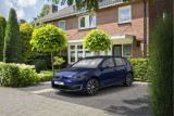 "Volkswagen Golf e-Golf 136 PK 100% Elektrisch 17"" LM velgen 