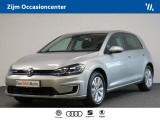 Volkswagen Golf e-Golf 136PK | Virtual Cockpit | Vol Leder & Stoelverwarming | Xenon / LED | Nav